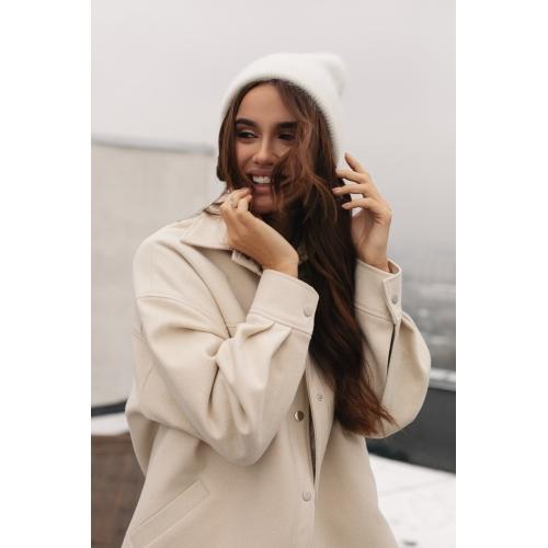 Рубашка – пальто утепленная